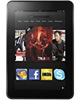 "Certified Refurbished Kindle Fire HD 8.9"", Dolby Audio, Dual-Band Wi-Fi, 32 GB - Includes Special Offers (Previous Generation - 2nd)"
