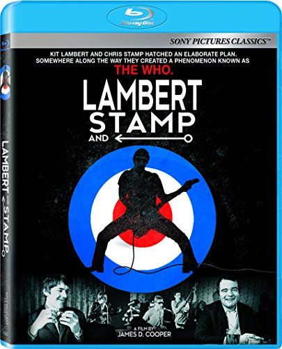 Lambert & Stamp [Blu-ray] -  Rated R, James Cooper, Chris Stamp