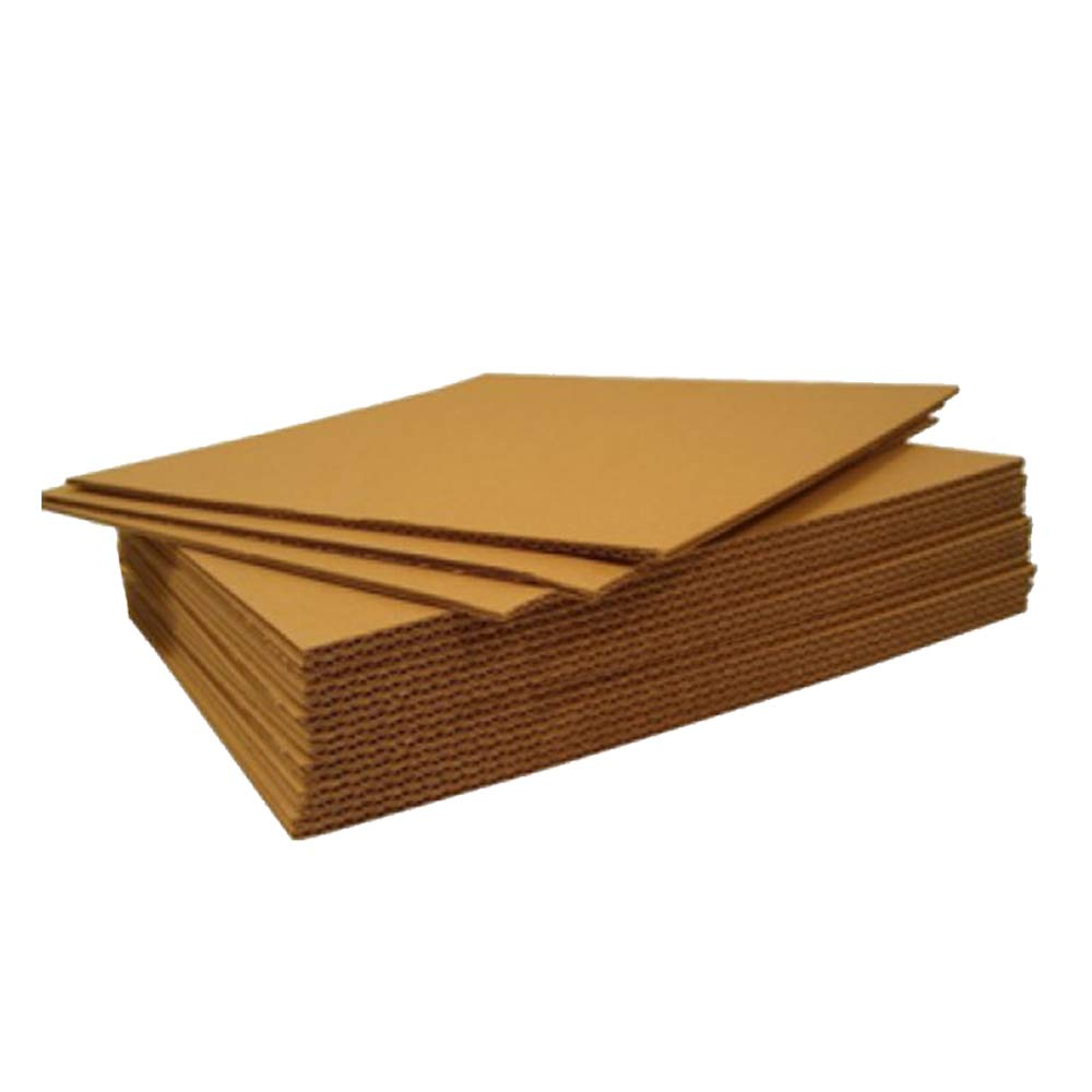A5 Single Wall Cardboard Corrugated Sheets Pads Divider Art Craft (1) Boxes2Go