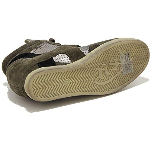 BABE shoes women grigio donna sneaker PIOMBO verde MILITARY BIS scarpa ASH verde zxE8x4
