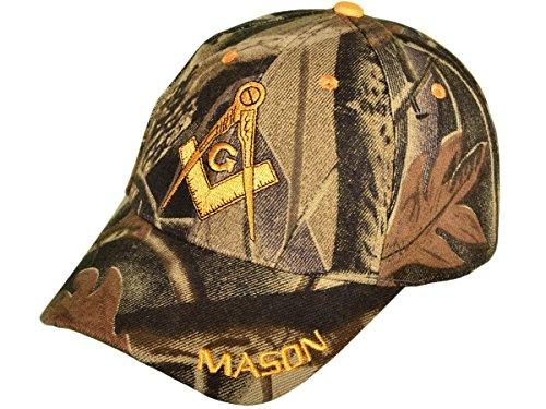 - KYS Dozen Pack Wholesale ''Mason' Masonic Baseball Hats Caps (Camouflage)