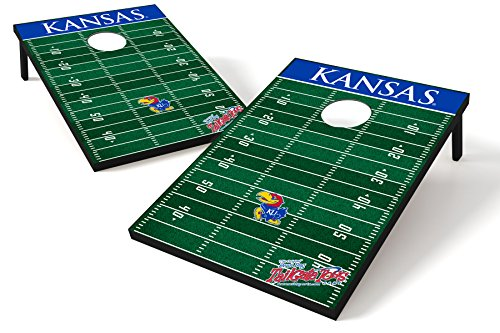 Ncaa College Kansas Jayhawks Tailgate Toss Game