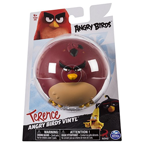 Angry Birds Vinyl Character Terence Epic Kids Toys