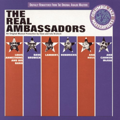 Louis Armstrong Dave Brubeck-The Real Ambassadors-(PWR27293)-REISSUE REMASTERED-CD-FLAC-2012-CUSTODES Download