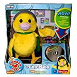 Nick Jr's Wonder Pets Exclusive Plush Ming-Ming With Computer Game Download ~ Fisher Price