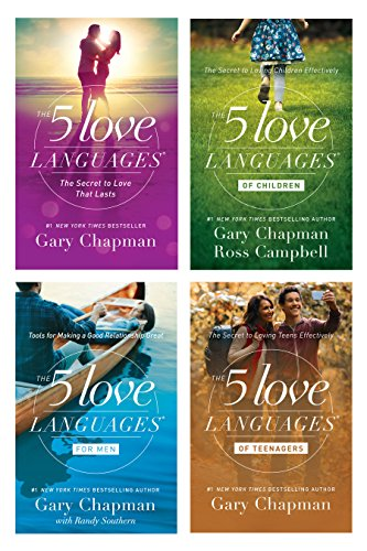 The 5 Love Languages/5 Love Languages for Men/5 Love Languages of Teenagers/5 Love Languages of Children
