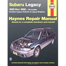 Subaru Legacy, '90'98