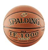 """Spalding TF-1000 Legacy Indoor/Outdoor Basketball - Official Size 7 (29.5"""")"""