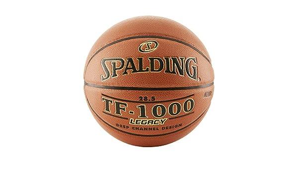 Spalding TF-1000 Legacy para Interior (Compuesto Baloncesto, Color ...