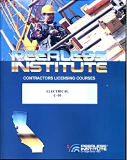 A guide to the electrical contractors exam njatc njatc c10 california electrical contractors exam study book fandeluxe