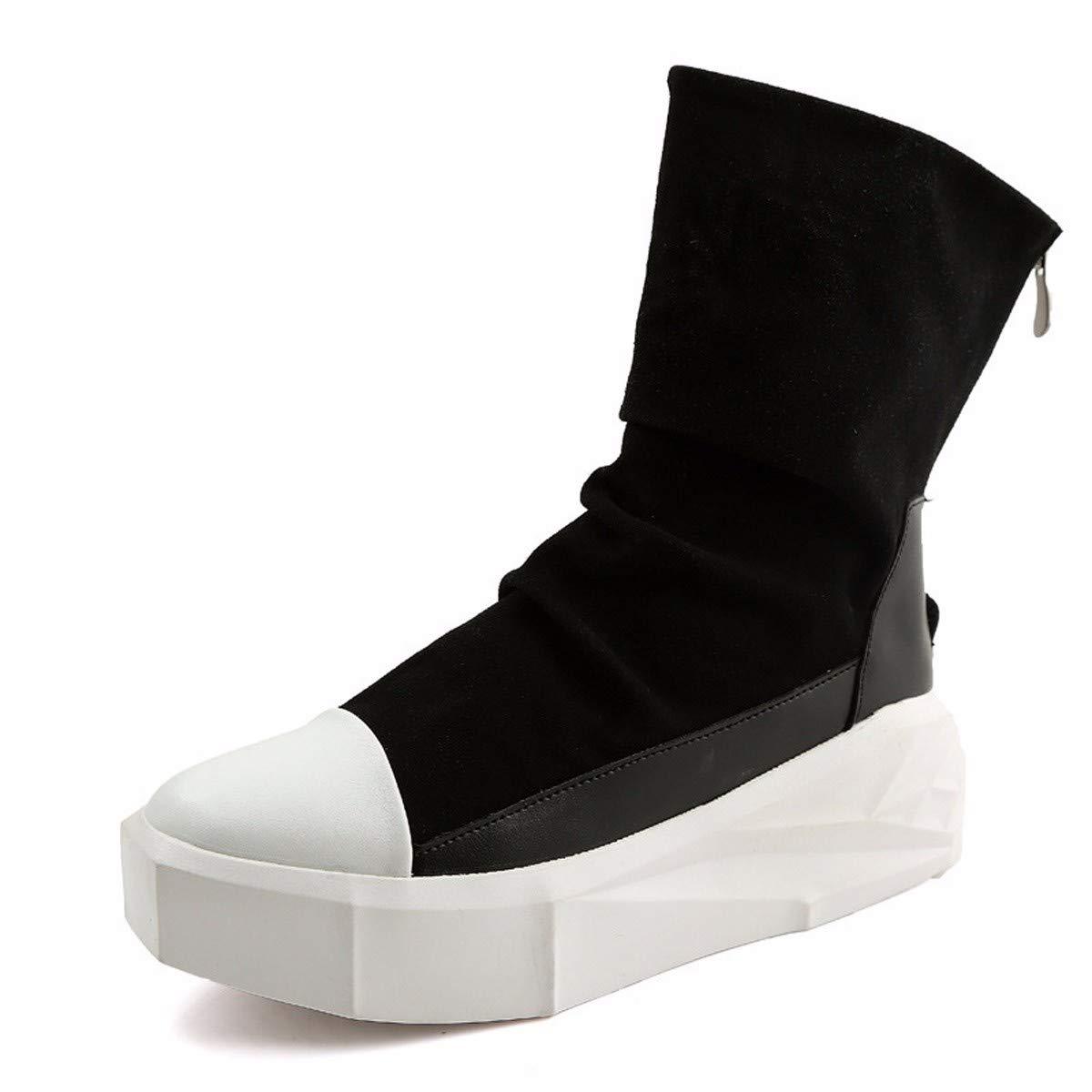 KMJBS-Hohe Schuhe Dicke Männer Schuhe Kuchen Schuhe Britische Studenten.