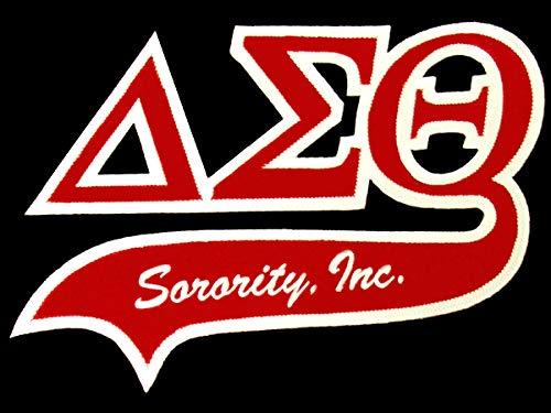 Sigma Letter - Delta Sigma Theta Sorority