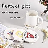 Friends TV Show Merchandise Coasters for