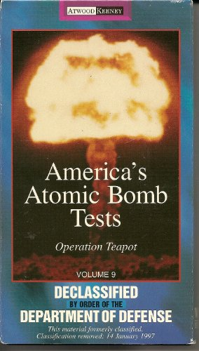 - America's Atomic Bomb Tests-Desert Rock to Red Wing [VHS]
