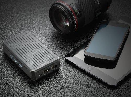 New Trent Powerpak 13500mah Portable Dual Usb Port
