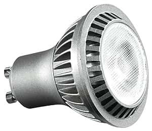 verbatim 97793 mr16 gu10 6 5 watt replacement for gu10 120 volt halogen dimmable led lamp led. Black Bedroom Furniture Sets. Home Design Ideas