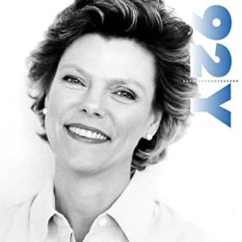 Amazon.com: Cokie Roberts at the 92nd Street Y: Ladies of ...