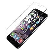 iPhone 6 Plus Screen Protector, Besgoods Tempered Glass iPhone 6s Plus Screen Protector Ultra-Clear Anti-Scratch Anti-Fingerprint Anti-glare Bubble-free Guard Cover Skin for iPhone 6/ 6 Plus 5.5