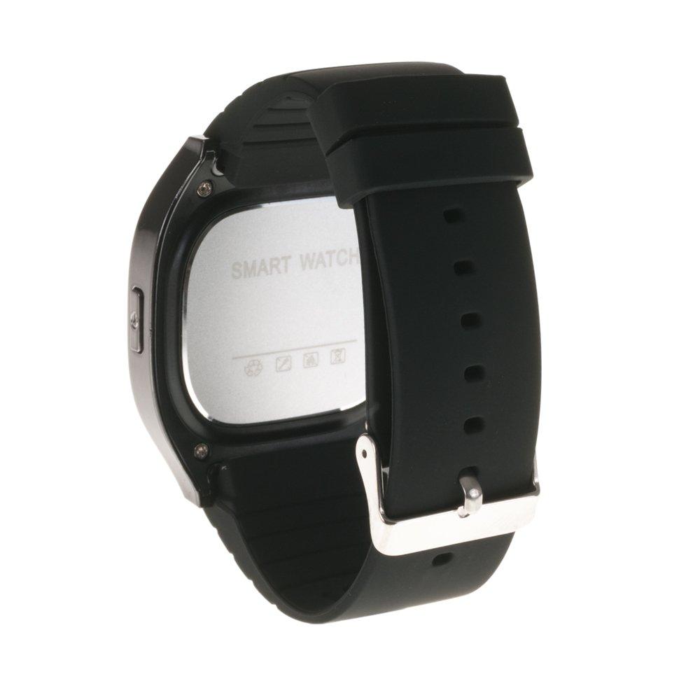 DAM - Smartwatch Timesaphire Bt Black. Agenda de contactos ...