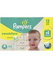 Pampers Swaddlers Disposable Newborn Diapers