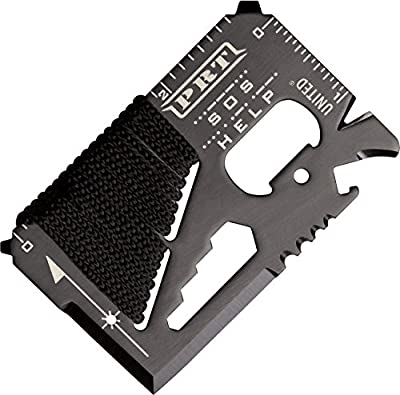 Survival Multi Tool - SurvivalTech 14 in 1 Credit Card Multitool- Best Survival Kit Multi-tool- Hunting,Fishing,Camping Survival Kit Multitool: from SurvivalTech