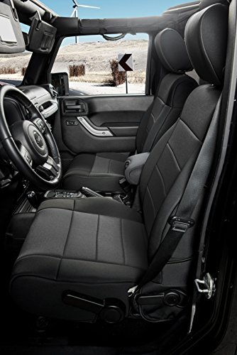 PERNICE Jeep Wrangler Seat Covers Custom Neoprene Car Cover For 20112012