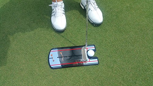 Golf Putting Alignment Mirror Training Aid – Practice Your Putting Alignment Tool
