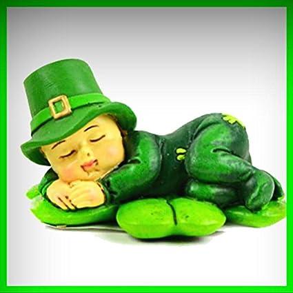 Amazon.com: Jardín de hadas divertido Lucky irlandés ...