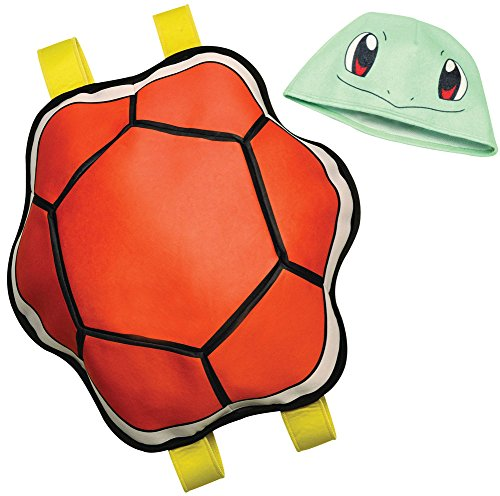 Boys Halloween Costume-Squirtle Kids Costume Accessory Set
