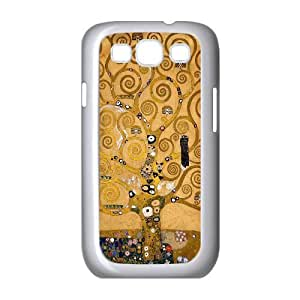 Diy Love Tree of Life Phone Case for samsung galaxy s3 White Shell Phone JFLIFE(TM) [Pattern-2]