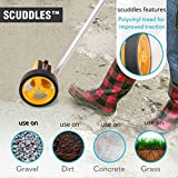 Scuddles Collapsible Measuring Wheel Measures Up To 10,000 Feet Perfect surveying Tool For Distance Measurment