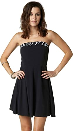 0734c9bf5d Fox Juniors Highway Strapless Dress 1 at Amazon Women s Clothing store