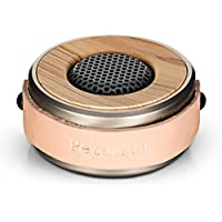 ZoomZam Bluetooth Speakers, Portable Wireless Stereo super bass Bluetooth MP3 Speakers with Built-in Mic Hands-Free Speakerphone, 3.5mm Aux/Line-In and TF Card Play, Gold