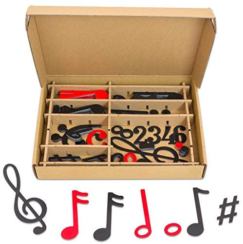 Betzold 84632 Magnetic Musical Notation