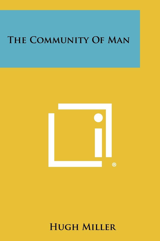 Download The Community of Man pdf epub