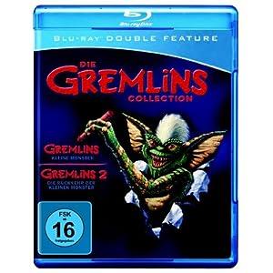 Gremlins 1+2 - Die Collection [Blu-ray]