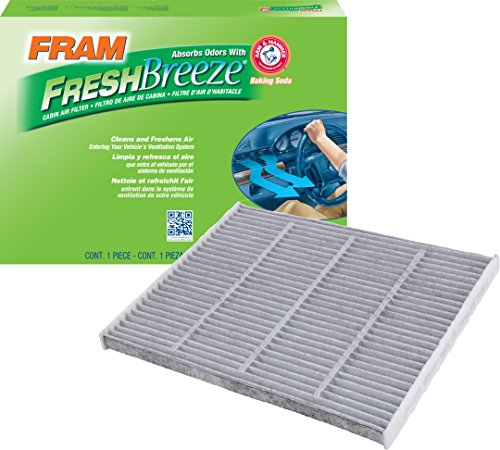FRAM CF11775 Fresh Breeze Cabin Air Filter with Arm & Hammer ()