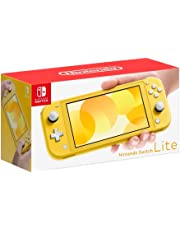 Nintendo Switch Console Lite Yellow