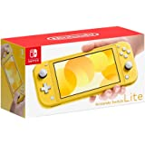 Nintendo Switch Lite Console [Yellow]