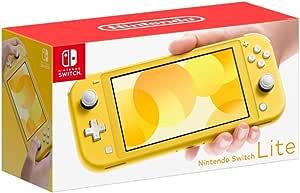 Nintendo Switch Console Lite [Yellow]