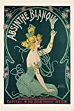 Nover-Absinthe Blanqui, Art Poster Print, 24 by 36-Inch