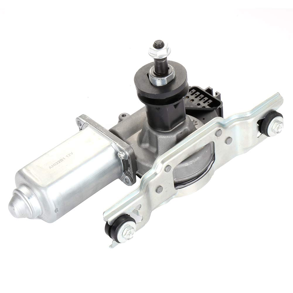LUJUNTEC Windshield Wiper Motor fit for 2002-2007 Jeep Liberty 1999-2004 Jeep Grand Cherokee Factory OEM 55155895AF 55155884AC 55155-895AF 55155-884AC
