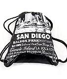 Americaware GSSDC01 San Diego Gym Sack