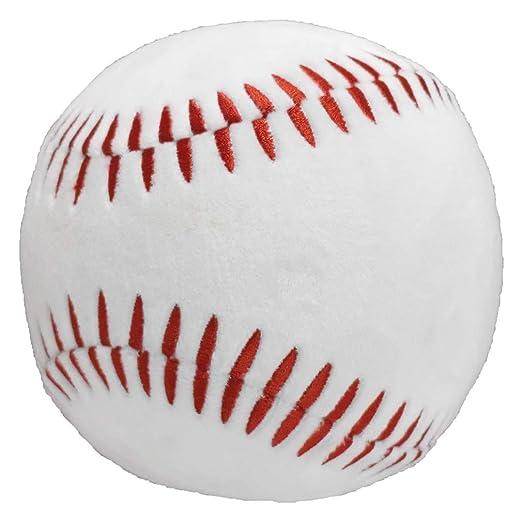 iscream - Pelota de béisbol con Cubierta de Forro Polar, 15,2 cm ...