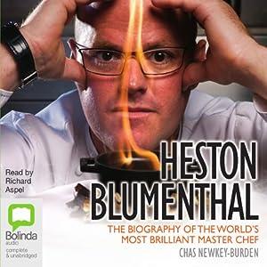 Heston Blumenthal Audiobook