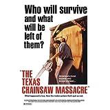 "Texas Chainsaw Massacre Poster (27""x40"")"
