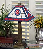 "Chicago Cubs 23"" Mission Lamp"