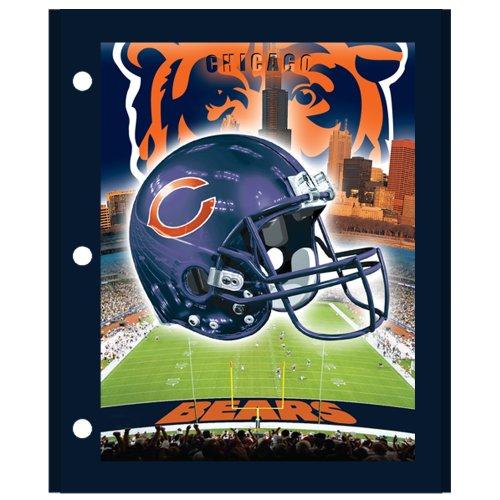 Nfl Portfolio (NFL Chicago Bears 3D Portfolio)