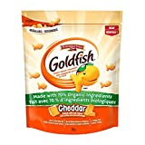 Pepperidge Farm Goldfish 70% Organic Cheddar Crackers, 198g