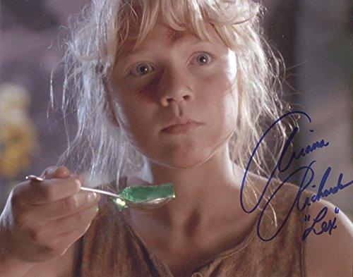 Ariana Richards as Lex Murphy (Jurassic Park) Autograph